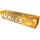 Halls - honey & lemon