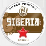 Siberia - 80 Degrees Brown Chew Bags 20g